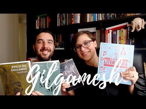 A Epopeia de Gilgamesh - Vamos falar sobre livros? #312