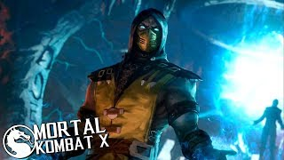 СКОРПИОН! ПРОХОЖУ ИСТОРИЮ в Mortal Kombat X