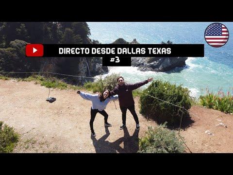 , title : 'Directo VIVIR en USA Dallas TEXAS 🇺🇸Nos tomamos algo juntos#3☕🍻 Profesores visitantes ESTADOS UNIDOS