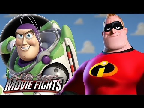 Best Pixar Movie (CinemaSins vs. Honest Trailers) - MOVIEFIGHTS!