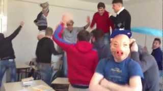 preview picture of video 'Video Divertente Harlem Shake Scuola Zoo Pollena'
