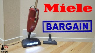 MIele Swing H1 S194 Stick Vacuum Review