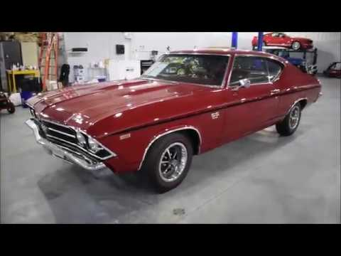 Video of '69 Chevelle SS - M5ZA