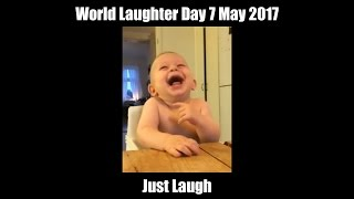 Just Laugh! Celebrate World Laughter Day 2017