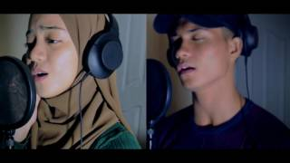 TRUE COLORS - Justin Timberlake & Anna Kendrick | Cover by Daniesh Suffian & Syaza Idris