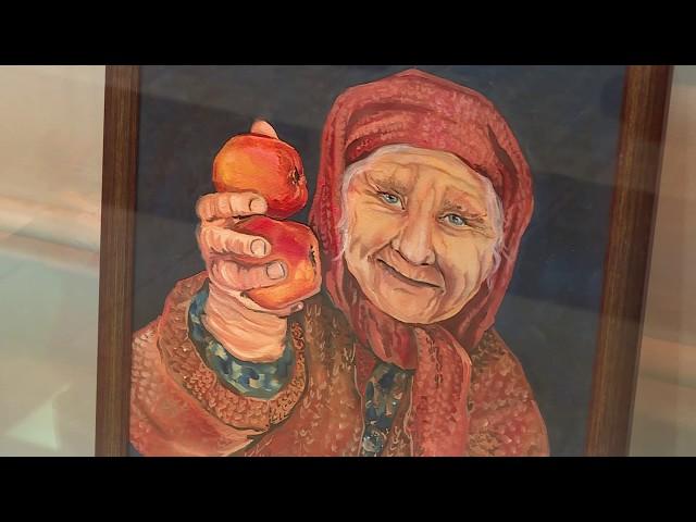 Выставка к Дню рождения региона
