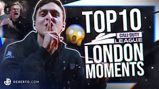 Top 10 CDL London Moments