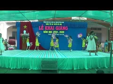[Múa - Hát] Thầy cô là tất cả - Khối 4 - TH Nguyễn Hữu Huân