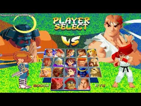 Download Fightcade Street Fighter Alpha 2 Davidoff Jpn Vs Shadow