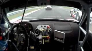 preview picture of video 'MATIAS RUSSO ONBOARD FERRARI 430 FIA GT-BRNO CZECH REPUBLIC'