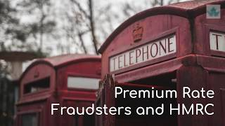 How to avoid HMRC Spoof Site Fraud