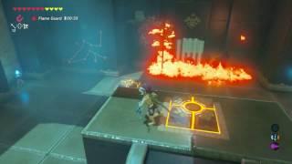 Zelda Breath of the Wild - Shae Mo' Sah Shrine