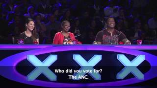 SA's Got Talent 2015: Double Blacks