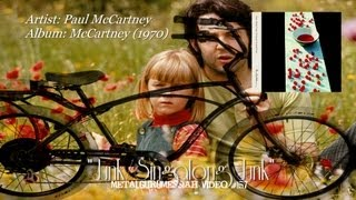 Junk/Singalong Junk - Paul McCartney (1970) HD FLAC