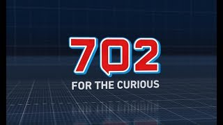 Meet the 702 Presenters in 2019