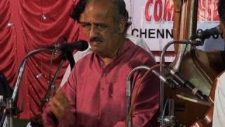 Carnatic vocal concert by Parvathipuram Padmanabha Iyer