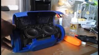 JBL Charge 3 & 4 - How To Repair - Speakers
