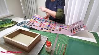 How To Make A Keepsake Box - Final Part 9