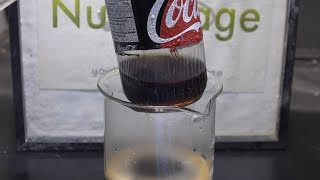 Remove Coke Can From Coke