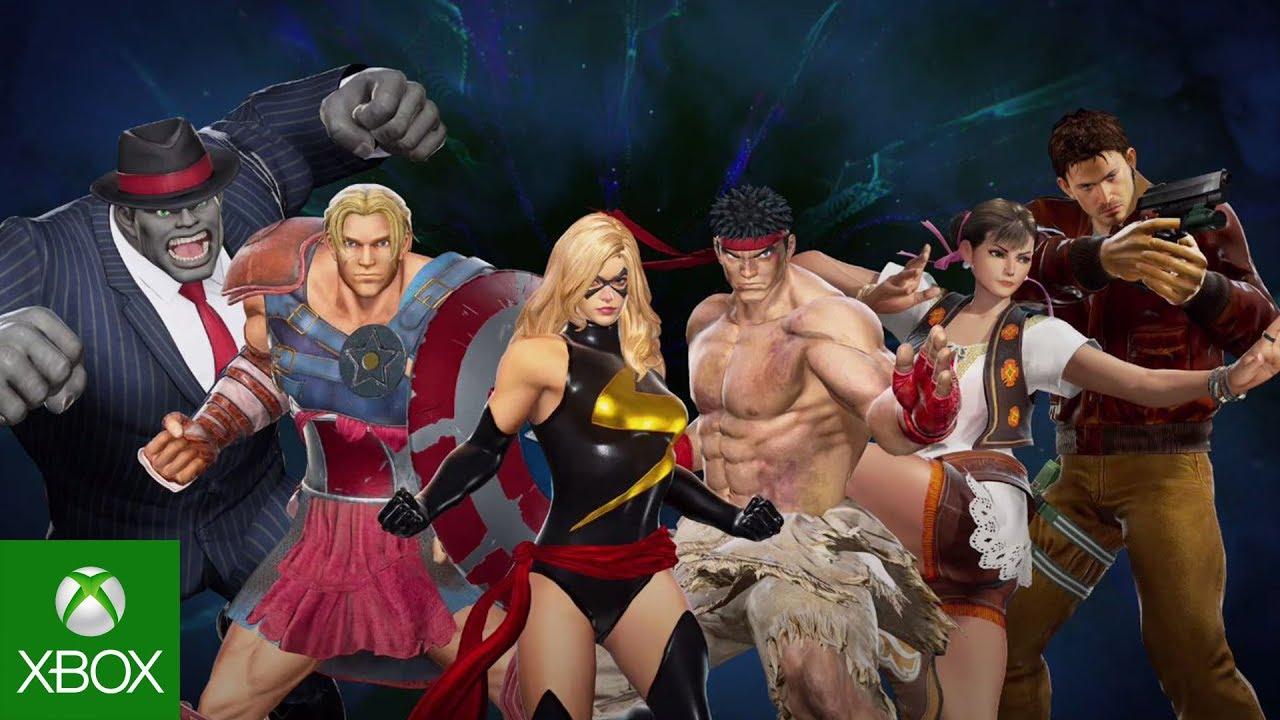 Marvel vs. Capcom: Infinite - World Warriors Costume Pack