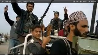 More Evidence Of The Use Of Child Soldiers In Syria