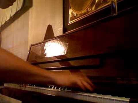 A Piano Improvisation September 05, 2008 by Kevin P. Harloff