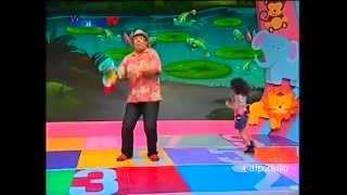 Pendongeng - Kak Rico - Hom Pim Pa Global TV