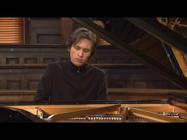 Brahms: Fantasies op. 116