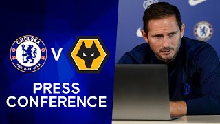 Frank Lampard on Sunday's Season Defining Fixture | Chelsea v Wolves