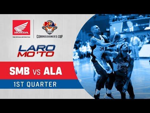 [Sport5]  Semis G2: San Miguel vs. Alaska – Q1 | PBA Commissioner's Cup 2018