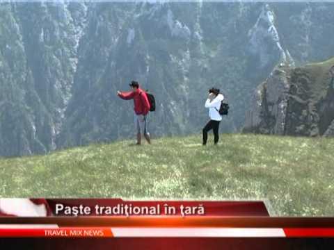 Paşte tradiţional în ţară
