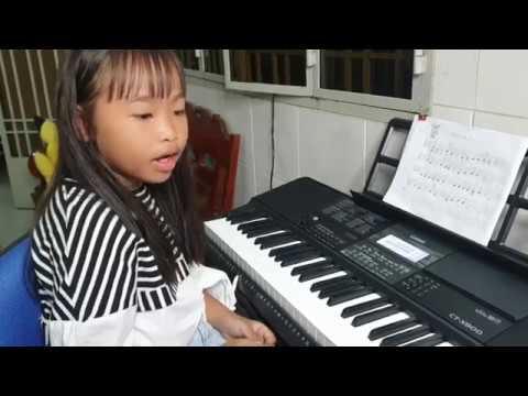Bé Băng Châu Có Cây Đàn Organ Mới ❤ ChiChi Kids Family ❤
