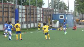 preview picture of video 'FAC Team U9 vs. First Vienna U9 1:2'