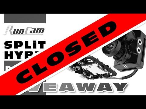 Runcam Split 4K Hybrid Giveaway! :D  Don\'t miss it :)