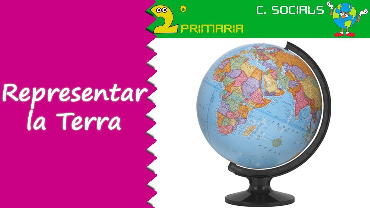 Ciències Socials. 2n Primària. Tema 5. Representem la Terra