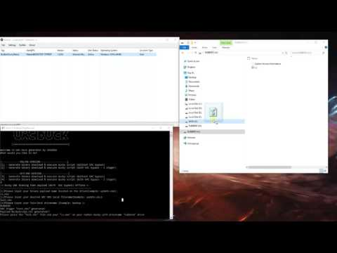 [TUTORIAL] UAC Bypassing Rubber Ducky payload Offline builder setup + demo