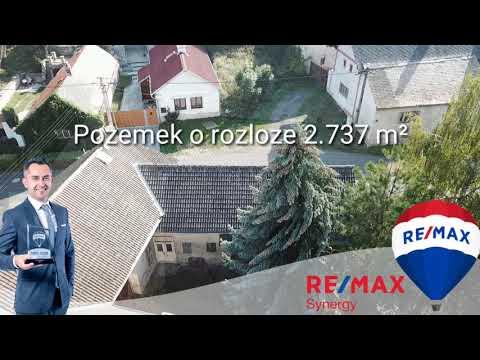 Video Prodej domu v osobním vlastnictví 200 m², Chožov