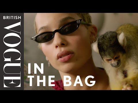 Zoë Kravitz: In the Bag | Episode 8 | British Vogue