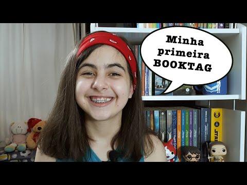 Você tem esse livro? - Minha primeira booktag