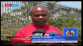 KTN Leo Septemba 19 2016: Ombi la Omkiya Omtata la kutaka mradi wa SGR kusitishwa lakubaliwa
