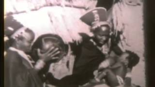 The Zulus, rare footage from late '50s.
