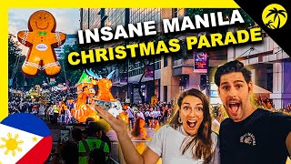 FILIPINO CHRISTMAS Parades are AWESOME!! Vlogmas in the Philippines
