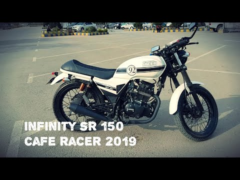 Hi speed infinity sr 150cc 2019 detail review | speed test | sound test