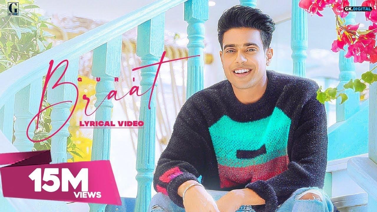 Braat Lyrics Guri (Full Song) Sharry Nexus | Latest Punjabi Songs 2021 | Geet MP3|  Guri Lyrics