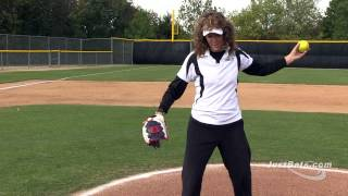 How to Throw a Dropball with Michele Smith