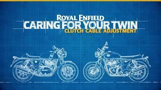 DIY - Clutch cable adjustment
