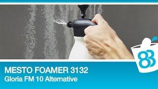 Schaumsprüher Test: Mesto Foamer 3132 Drucksprüher - Gloria FM 10 Alternative