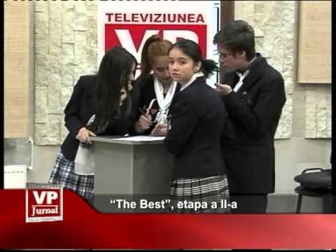 """The Best"", etapa a II-a"