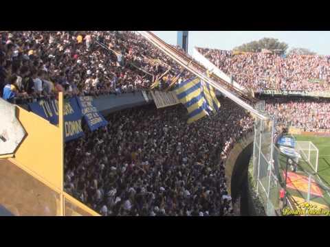 """""""""""Yo no soy pecho frio, yo soy Guerrero"""" - Rosario Central (Los Guerreros) vs San Lorenzo"""" Barra: Los Guerreros • Club: Rosario Central"""