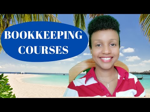 Bookkeeping Courses Available Online - YouTube